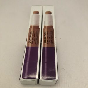 2 CoverGirl Simply Ageless Instant Fix Concealer